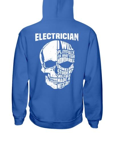Electrician Skull