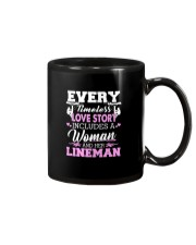 Every timeless love story includes a woman Mug thumbnail