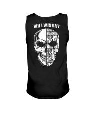 Millwright Skull Unisex Tank thumbnail