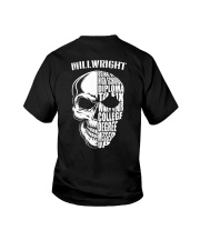 Millwright Skull Youth T-Shirt thumbnail