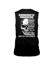 Concrete Finisher Skull Sleeveless Tee tile