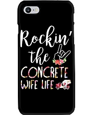 Rockin the Concrete Wife Phone Case thumbnail