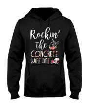 Rockin the Concrete Wife Hooded Sweatshirt thumbnail