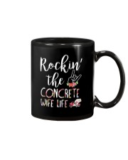 Rockin the Concrete Wife Mug thumbnail