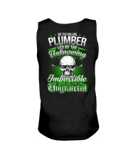 We the willing Plumber led by the unknowing Unisex Tank thumbnail
