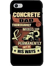 Concrete Dad Phone Case thumbnail