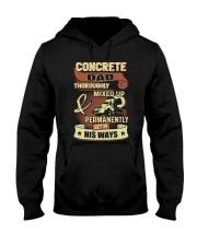 Concrete Dad Hooded Sweatshirt thumbnail