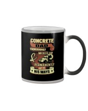 Concrete Dad Color Changing Mug thumbnail