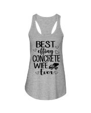 Best Effing Concrete Wife Ever Ladies Flowy Tank thumbnail