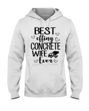 Best Effing Concrete Wife Ever Hooded Sweatshirt thumbnail
