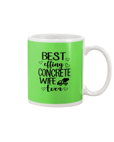 Best Effing Concrete Wife Ever