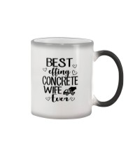 Best Effing Concrete Wife Ever Color Changing Mug thumbnail