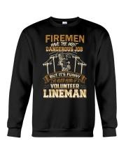I've never heard of a volunteer Lineman Crewneck Sweatshirt thumbnail