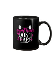 Gym hair don't care Mug thumbnail
