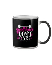 Gym hair don't care Color Changing Mug thumbnail