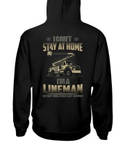 Lineman Can't Stay At Home 2020 Hooded Sweatshirt thumbnail