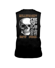 Millwright The Hardest Part Of My Job Sleeveless Tee thumbnail