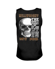 Millwright The Hardest Part Of My Job Unisex Tank thumbnail