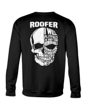 Roofer Skull Crewneck Sweatshirt thumbnail