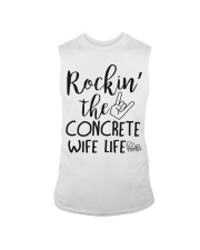 Rockin' the Concrete's Wife life Sleeveless Tee thumbnail
