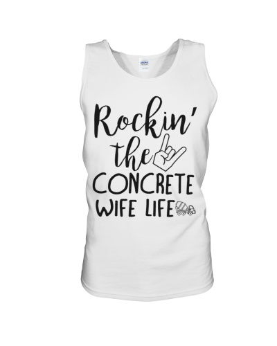 Rockin' the Concrete's Wife life