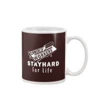Concrete Workers stayhard for life Mug thumbnail