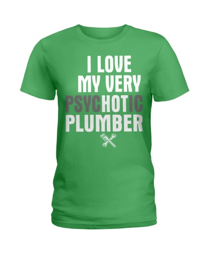I Love My Very Psychotic Plumber