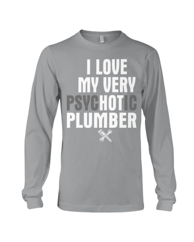 I Love My Very Psychotic Plumber