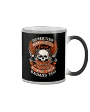LIMITED CONCRETE FINISHER SHIRT Color Changing Mug thumbnail