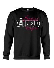 Spoiled Oilfield Wife Crewneck Sweatshirt thumbnail