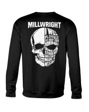Millwright Skull Crewneck Sweatshirt thumbnail