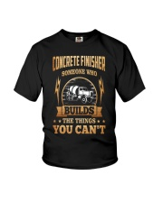 Concrete Finisher Youth T-Shirt thumbnail