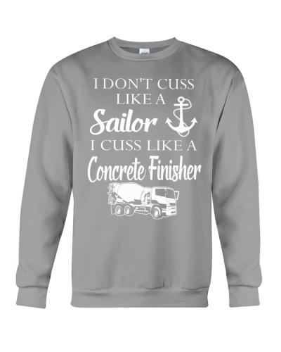 I Cuss Like A Concrete FInisher