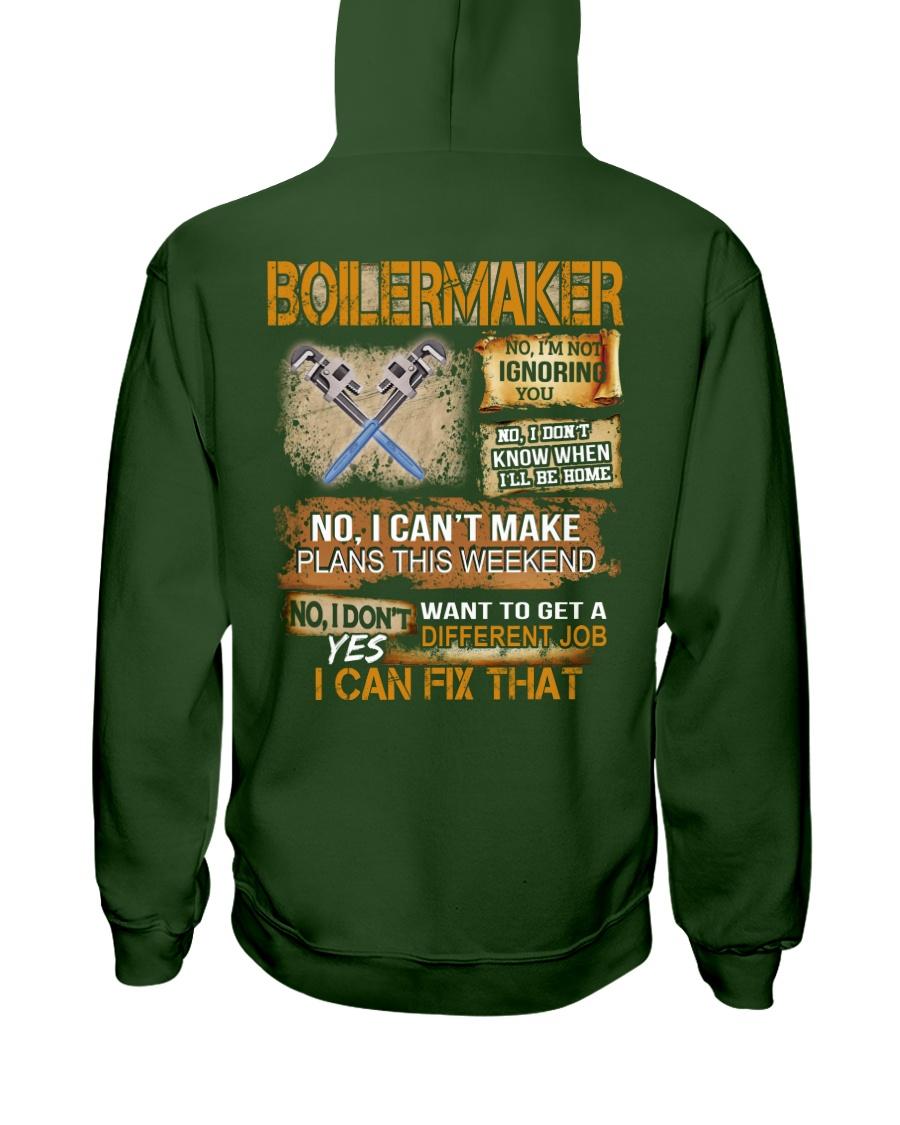 Boilermaker I Can Fix That Hooded Sweatshirt