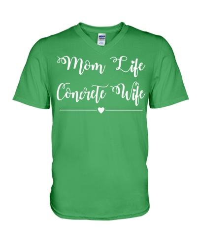 Mom Life Concrete Life
