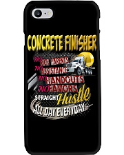I am a Concrete Finisher Phone Case tile