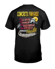 I am a Concrete Finisher Classic T-Shirt thumbnail