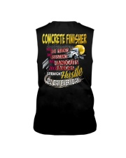 I am a Concrete Finisher Sleeveless Tee thumbnail