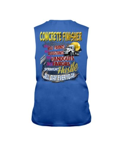 I am a Concrete Finisher