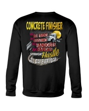 I am a Concrete Finisher Crewneck Sweatshirt thumbnail