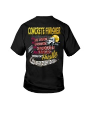 I am a Concrete Finisher Youth T-Shirt thumbnail