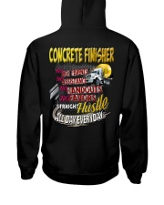 I am a Concrete Finisher Hooded Sweatshirt thumbnail