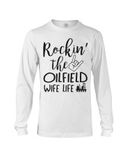 Rockin' the Oilfield's Wife life Long Sleeve Tee thumbnail