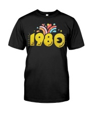1980 TEE Classic T-Shirt front