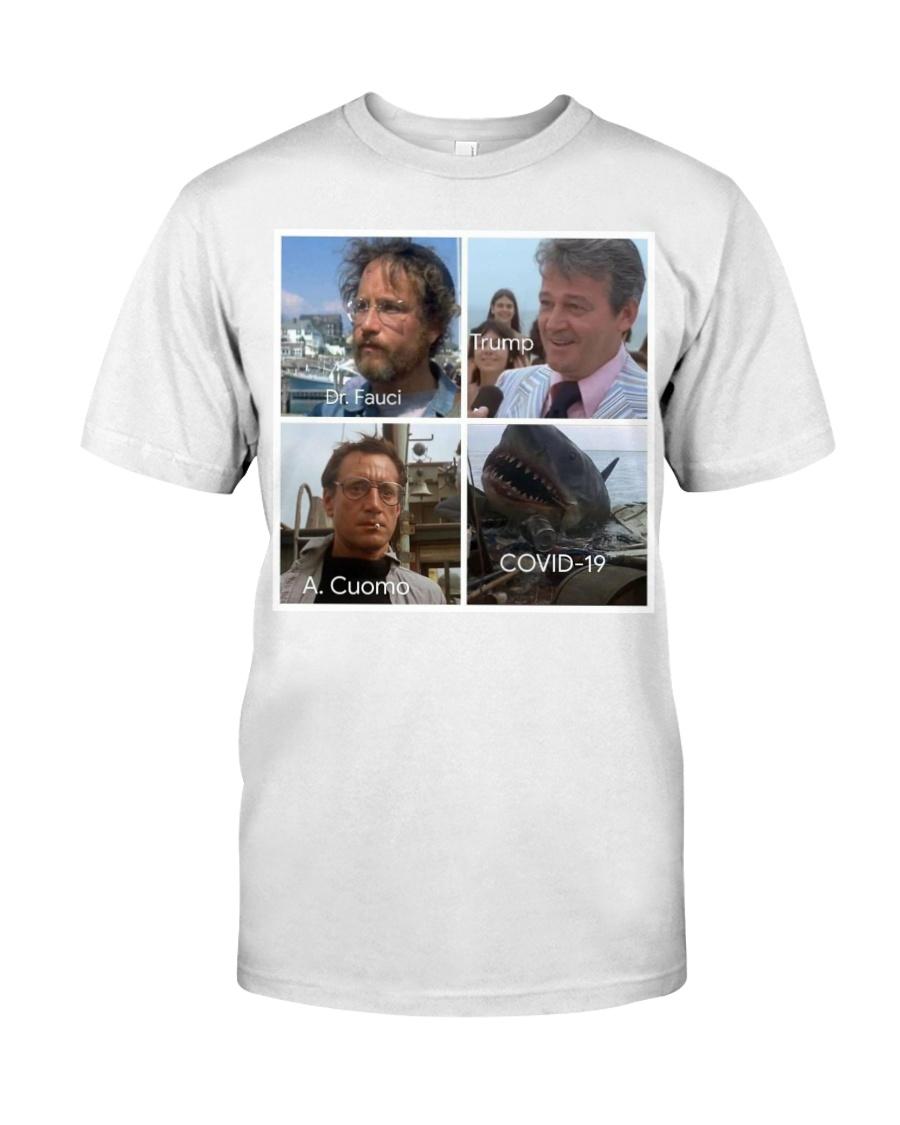 sarcasm tee Classic T-Shirt