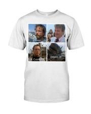 sarcasm tee Classic T-Shirt front