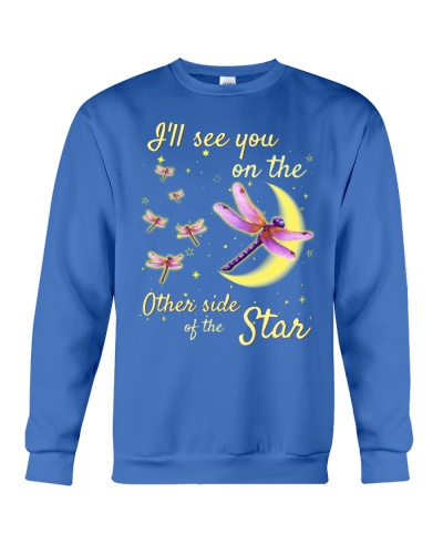 SHN Other side of the star Dragonfly shirt