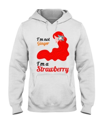 Im A Strawberry Red Hair