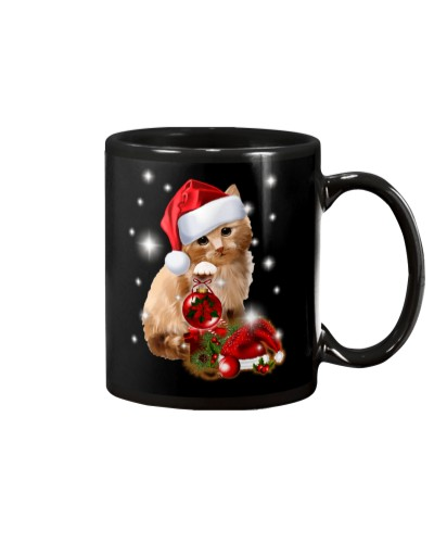 Twinkle Christmas Cat