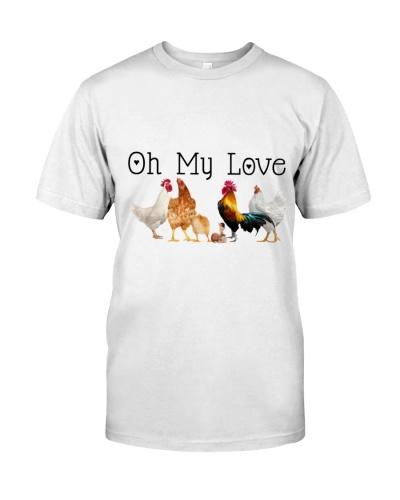 Chicken Oh My Love